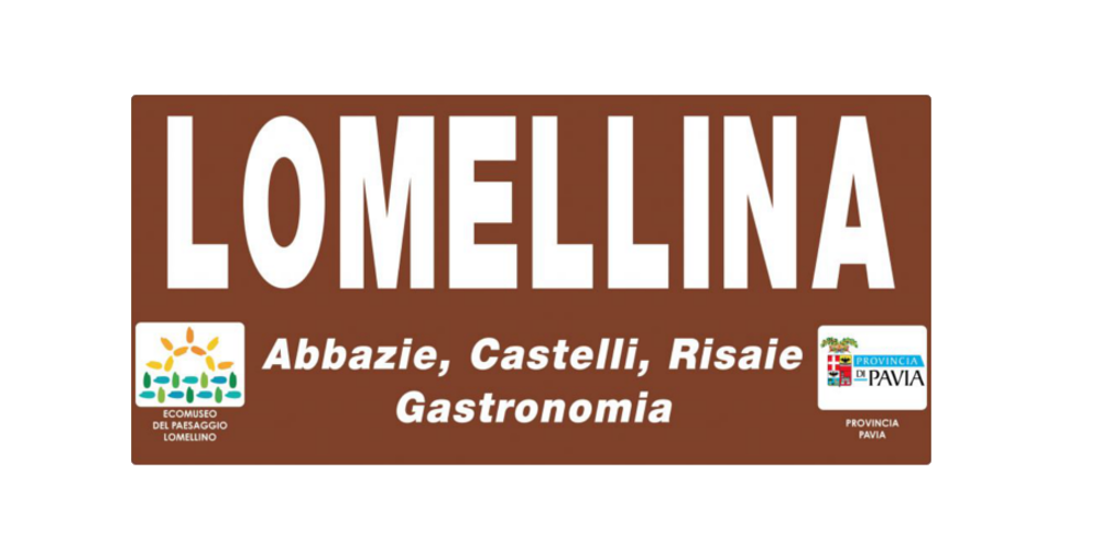 Lomellina: abbazie, castelli, risaie, gastronomia.